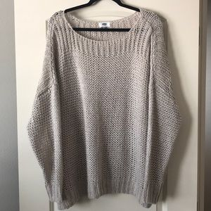 Relaxed Lightweight Sweater